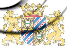 Groningen Coat of Arms, Netherlands. Stock Image