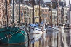Groningen Hoge der Aa Royaltyfria Bilder