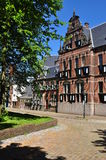 Groningen, Holland. The provincial house. Stock Photography