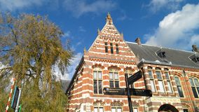 Groningen Nederländerna Royaltyfria Foton