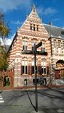 Groningen, Nederland Royalty-vrije Stock Foto's