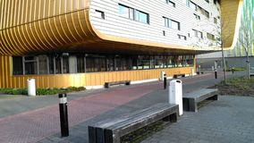 Groningen, Países Baixos Fotos de Stock Royalty Free