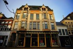 Groningen-Stadt die Niederlande Lizenzfreie Stockfotos