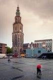Groningen Town Netherland Stock Photos