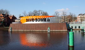 Groninger Museum,Netherlands Stock Photo