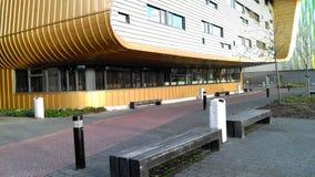 Groningue, Pays-Bas Photos libres de droits