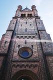 Gronland-Kirche, Oslo, NORWEGEN stockbild