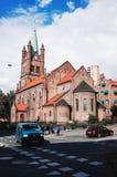 Gronland-Kirche, Oslo, NORWEGEN stockfoto