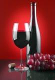 gronowy wino Zdjęcie Royalty Free
