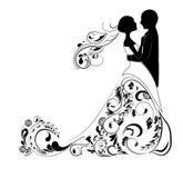 Groom и невеста Стоковые Фотографии RF