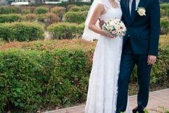 groom невесты стоковая фотография rf