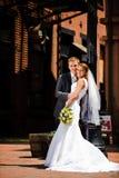 groom невесты Стоковое Фото