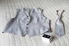 Groom dress Stock Photography