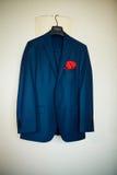 Groom jacket Stock Photo