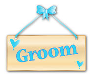 Groom Stock Image