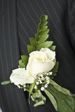 Groom's bouquet royalty free stock images