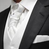 Groom's suit Royalty Free Stock Photography