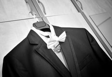 Groom suit Royalty Free Stock Images