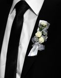 Groom suit Royalty Free Stock Photo