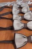 Groom tie Stock Images