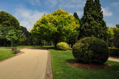 Grooming and beauty of the parks. Of Melbourne Stock Images