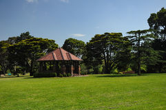 Grooming and beauty of the parks. Of Melbourne Stock Photo