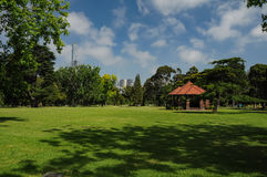 Grooming and beauty of the parks. Of Melbourne Stock Image