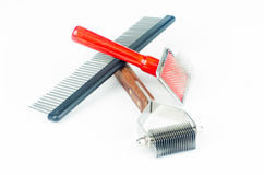 Grooming and trimming equipment Stock Image