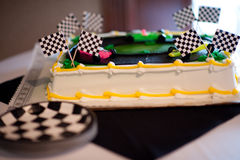 Grooms cake Stock Images