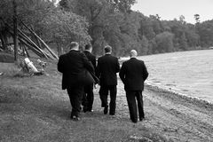 Groomsman Images stock