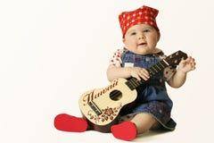 μωρό grooovy Στοκ Φωτογραφίες