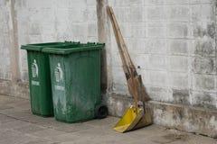 Groot afval Stock Foto