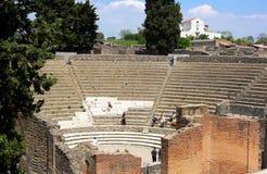 Groot arena-ii-Pompei Stock Fotografie