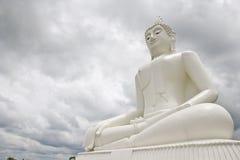 Groot beeld van Boedha in Thailand Stock Afbeelding