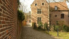 Groot begijnhof beguinage Stock Photography