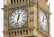 Groot Ben London Royalty-vrije Stock Afbeeldingen