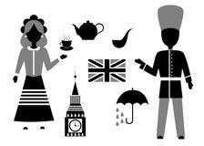 Groot-Brittannië Royalty-vrije Stock Foto's