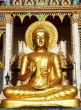 Groot buddahstandbeeld Royalty-vrije Stock Afbeeldingen