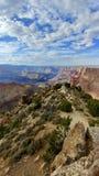 Groot canion nationaal park Arizona stock afbeelding