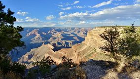 Groot canion nationaal park Arizona Royalty-vrije Stock Afbeeldingen