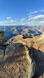 Groot canion nationaal park Arizona Royalty-vrije Stock Afbeelding