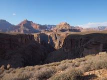 Groot Canion Nationaal Park, Arizona stock afbeelding