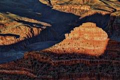 Groot Canion Nationaal Park, Arizona stock foto