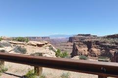 Groot Canion Nationaal Park, Arizona Royalty-vrije Stock Foto's