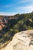 Groot Canion Nationaal Park, de V Stock Fotografie