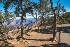 Groot Canion Nationaal Park, de V Royalty-vrije Stock Fotografie
