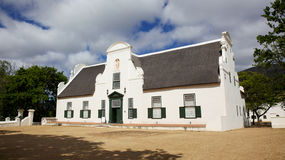 Groot Constantia Royalty Free Stock Images