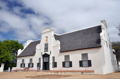 Groot Constantia, Cape Town, Sydafrika Arkivbild