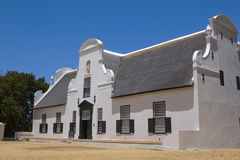 Groot Constantia, Capetown, Afrique du Sud Photos stock