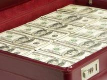 Groot contant geld Royalty-vrije Stock Foto's